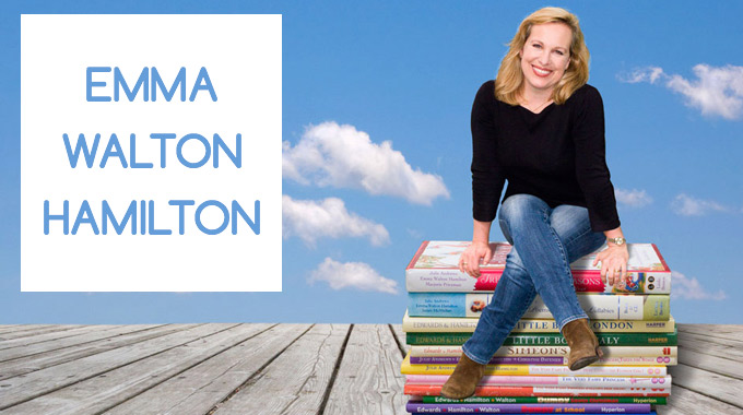Emma Walton Hamilton: January 12 X 12 Featured Author