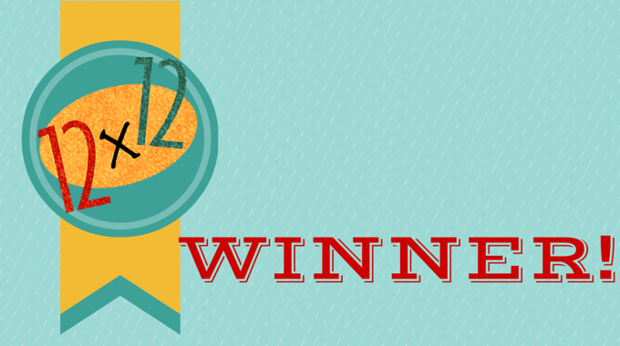 12 X 12 February 2016 Check-in Winner!