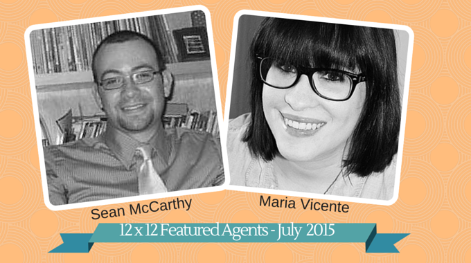 Sean McCarthy & Maria Vicente – 12 X 12 Featured Agent July 2015