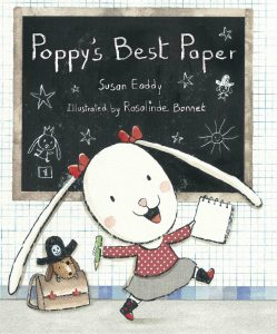 Poppys Best Paper Book Cover