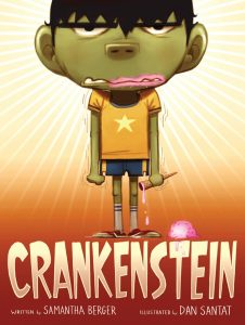 Crankenstein by Samantha Berger