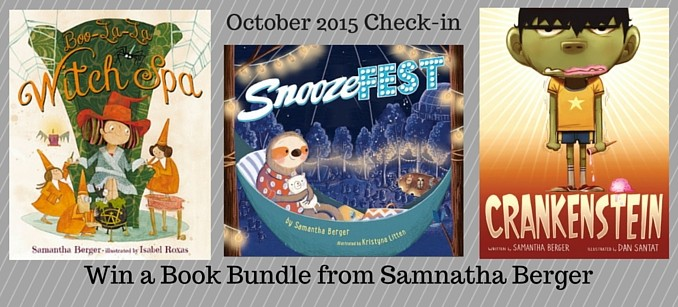 Samantha Berger Book Bundle
