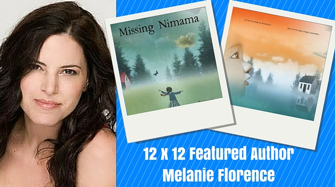 12 X 12 February 2016 Featured Author Melanie Florence