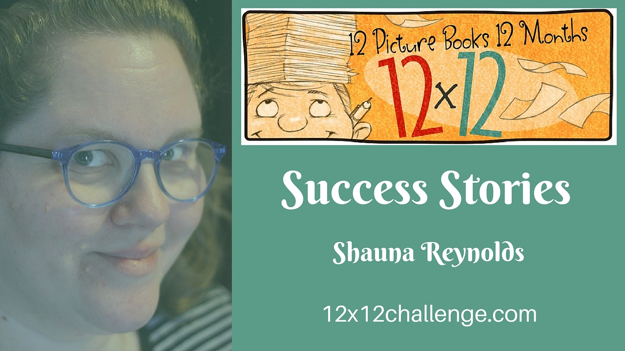 12 X 12 Success Story: Shauna Reynolds