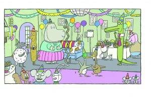 snappsy - party