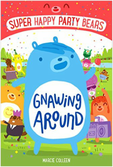 SUPER HAPPY PARTY BEARS: GNAWING AROUND
