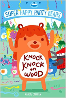 Knock Knock on Wood by Marcie Colleen