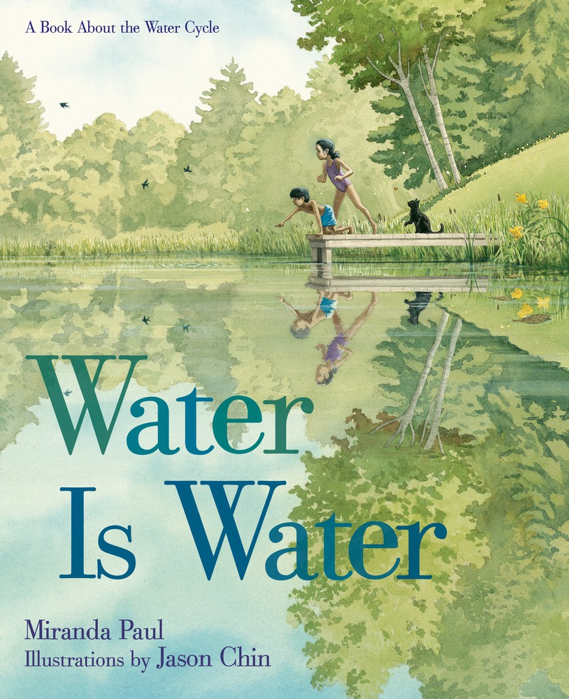 Water is Water by Miranda Paul