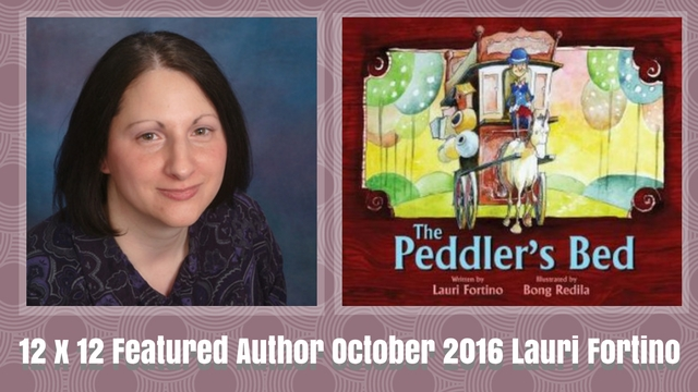 12 X 12 October Featured Author – Lauri Fortino