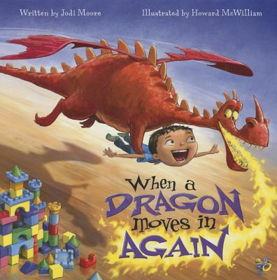 Dragon Moves In Again by Jodi Moore