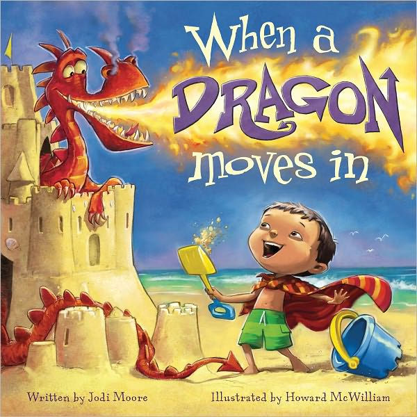 When a Dragon Moves In by Jody Moore