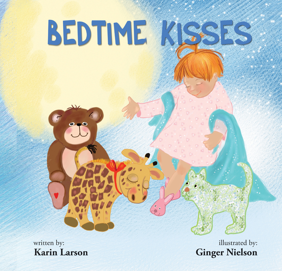 Bedtime Kisses by Karin Larson