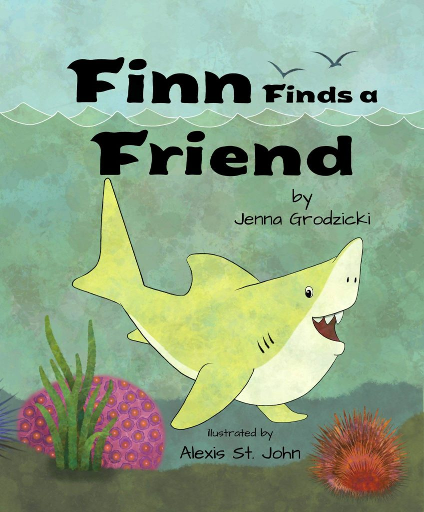 FINN FINDS A FRIEND
