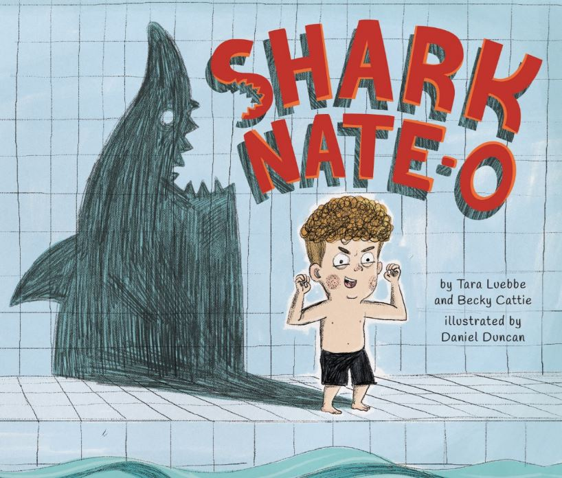 Shark Nate-O by Tara Luebbe and Becky Cattie