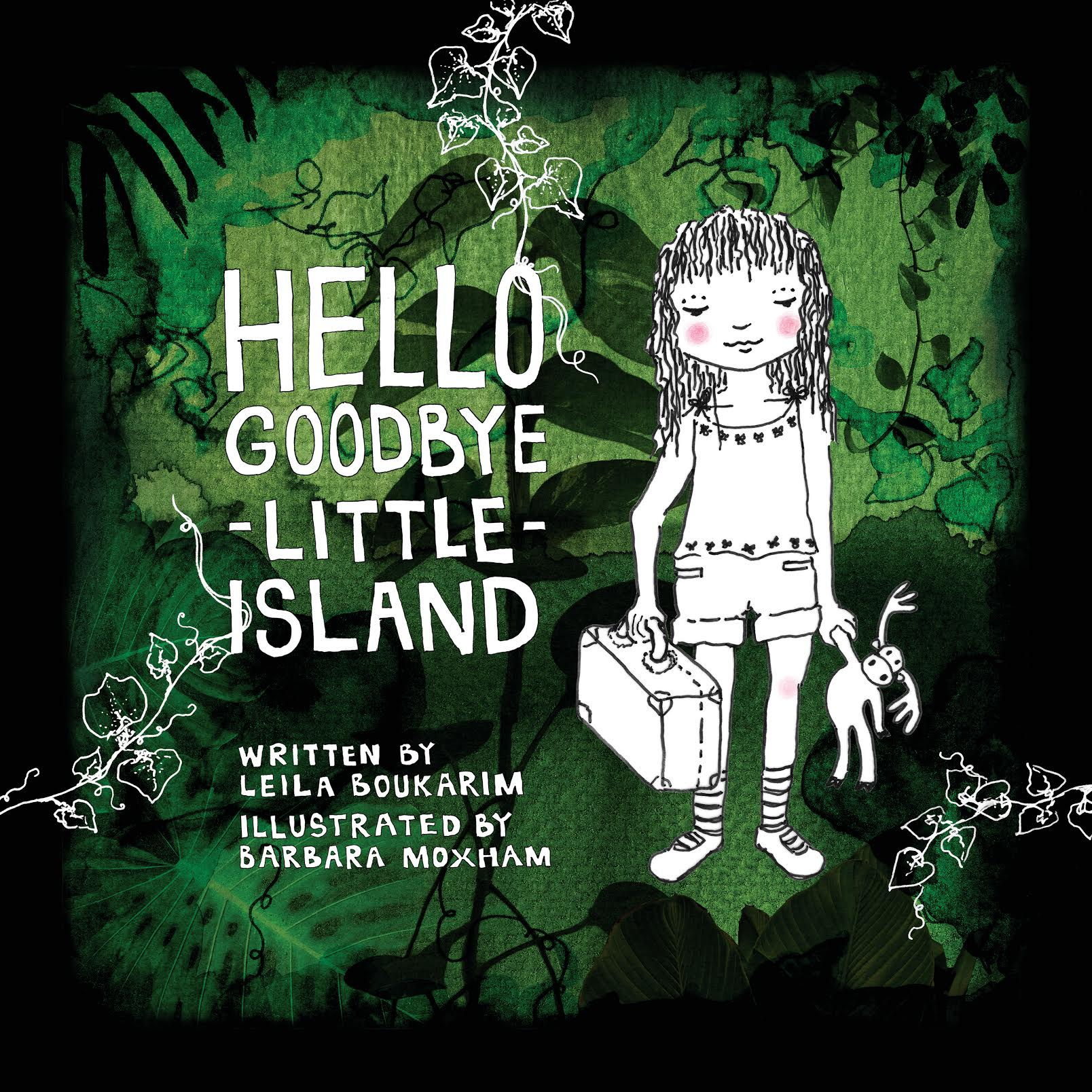 Hello, Goodbye Little Island By Leila Boukarim