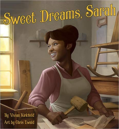 Sweet Dreams Sarah By Vivian Kirkfield 05-01-19