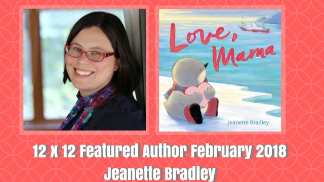 12 X 12 February 2018 Featured Author – Jeanette Bradley