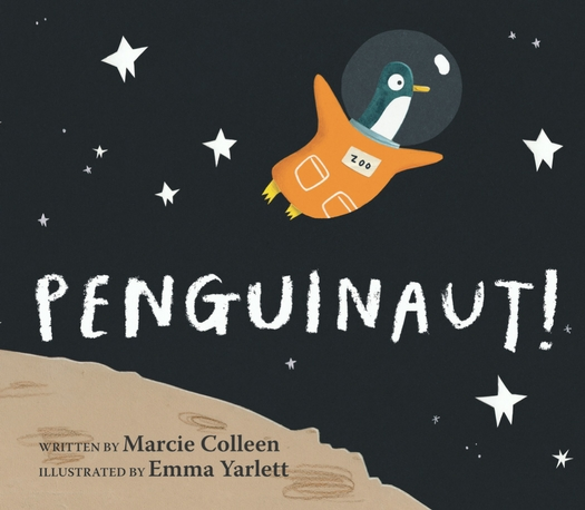 PENGUINAUT by Marcie Colleen