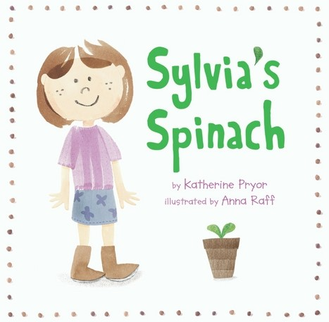 SYLVIA SPINACH cover