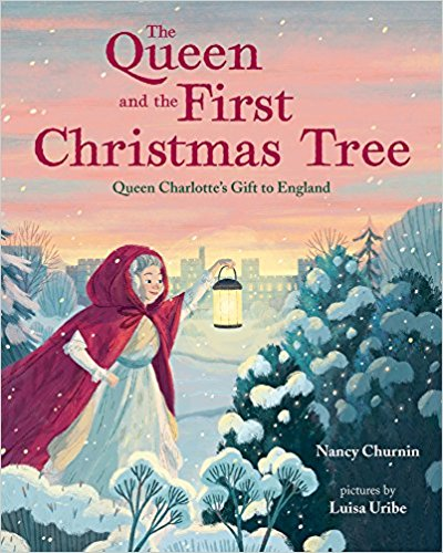 First Christmas Tree By Nancy Churnin