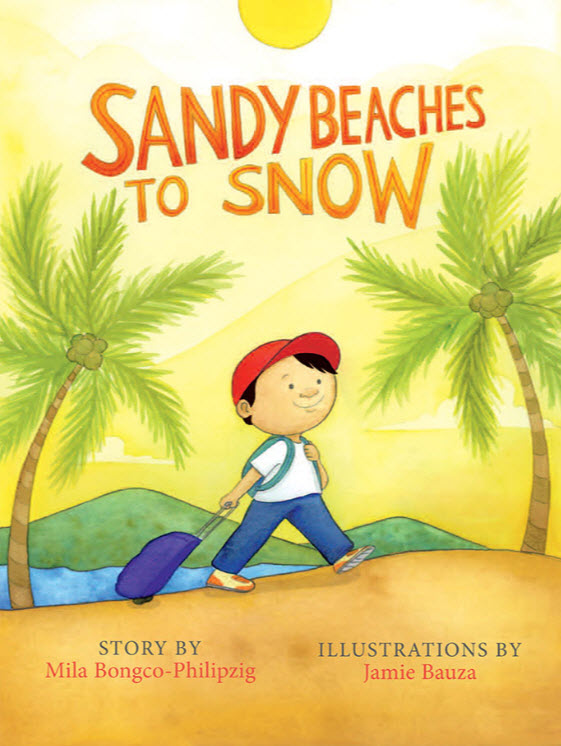 SANDY BEACHES TO SNOW