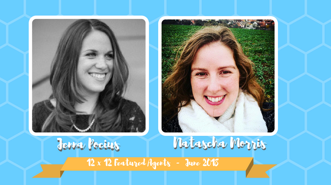 Jenna Pocius & Natascha Morris – 12 X 12 Featured Agent June 2018