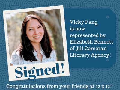 Vicky Fang with Elizabeth Bennett