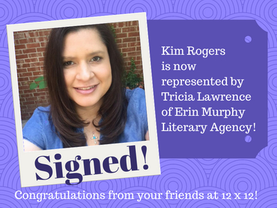 Kim Rogers with Tricia Lawrence