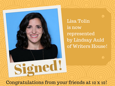 Lisa Tolin with Lindsay Auld