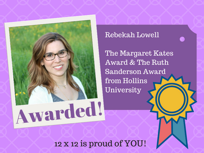 Awarded - Rebekah Lowell