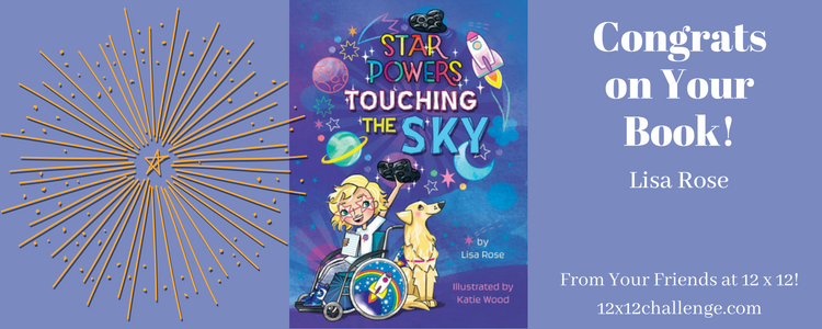 Lisa Rose Book Birthday