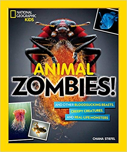 Animal Zombies by Chana Stiefel