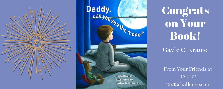 Daddy Can You See the Moon by Gayle Krause