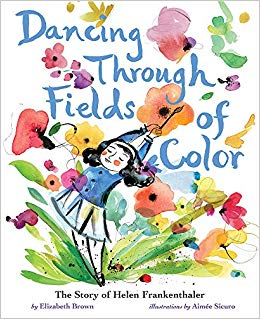 Dancing Through Fields Of Color By Elizabeth Brown 03-19-19