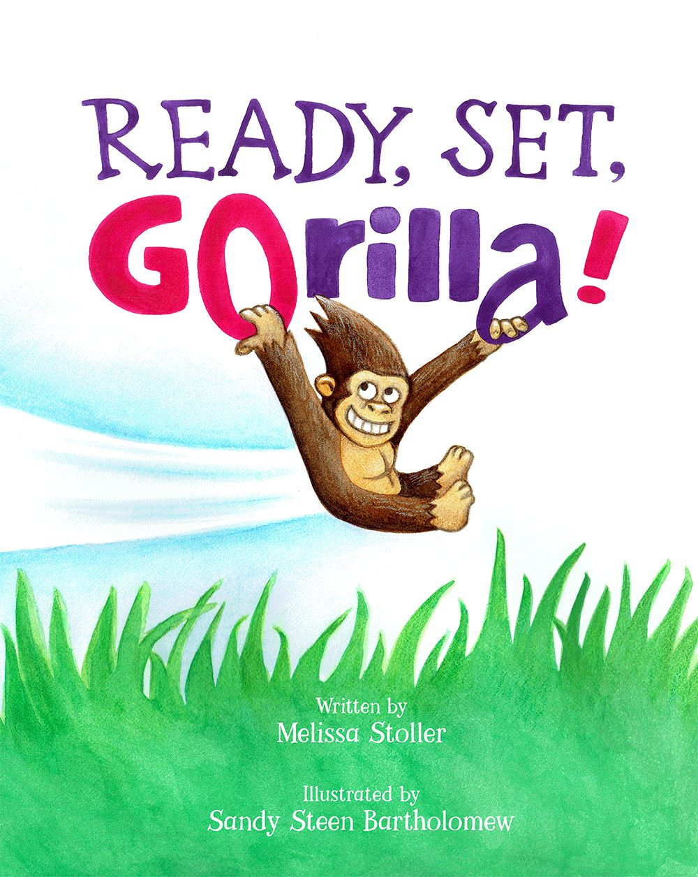 READY, SET, GORILLA