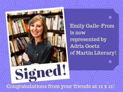 Emily Galle-From Agent signing