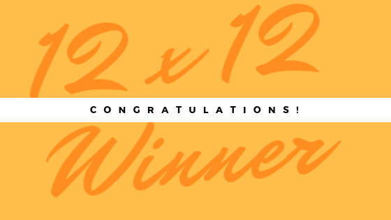 12 X 12 February 2019 Check-In Winner!