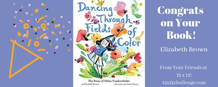 Dancing Through Fields of Color by Elizabeth Brown