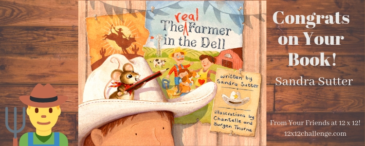 The Real Farmer in the Dell by Sandra Sutter