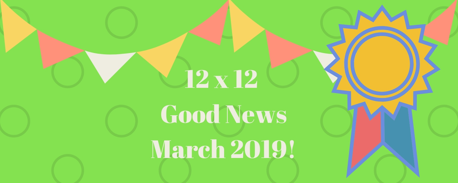 March 2019 Good News!
