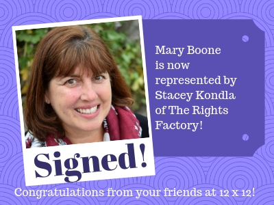 Mary Boone Agent Signing