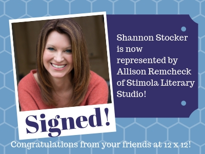 Shannon Stocker signed with Allison Remcheck