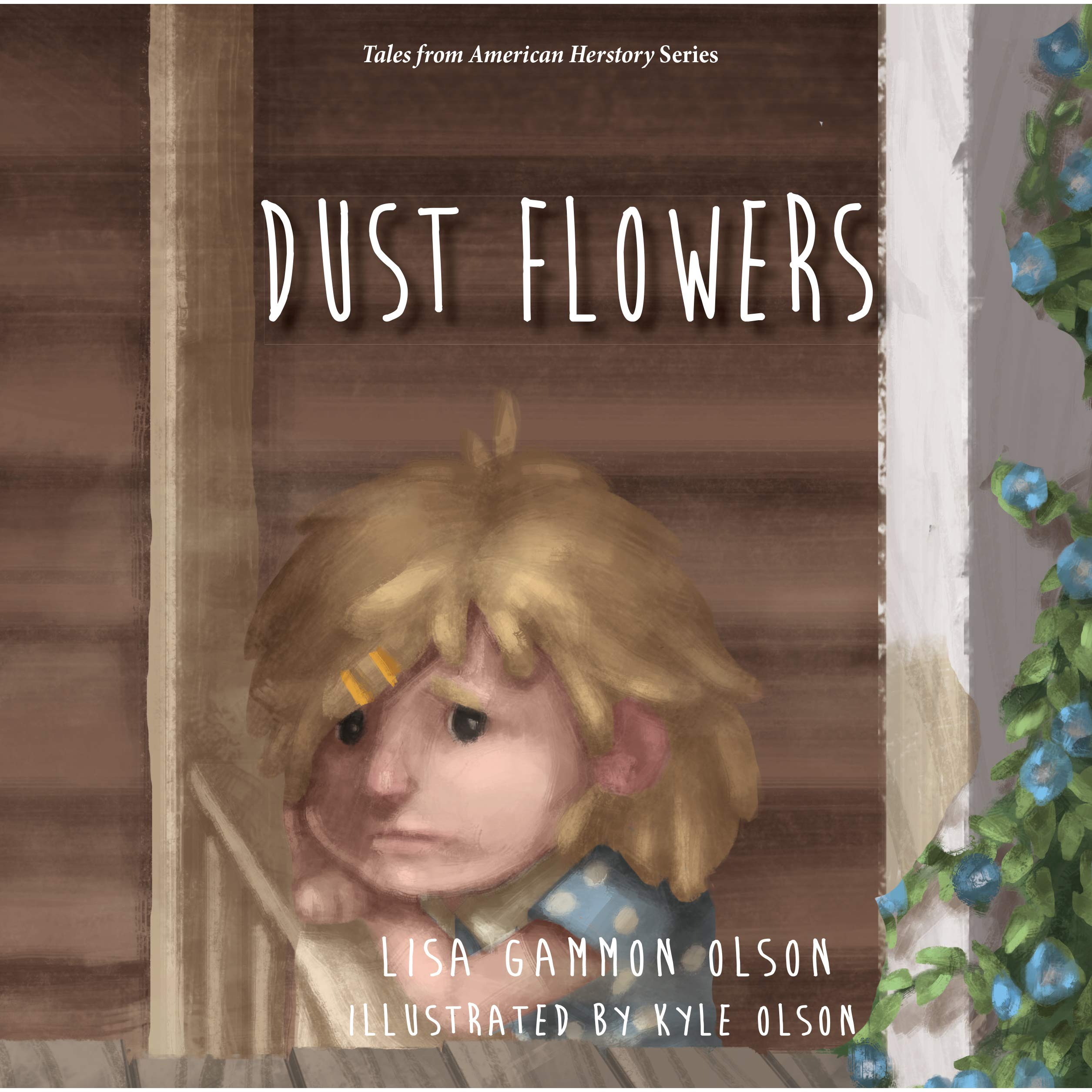 Dust Flowers by Lisa Gammon Olson 04-01-17