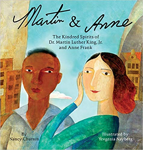 Martin And Anne By Nancy Churnin