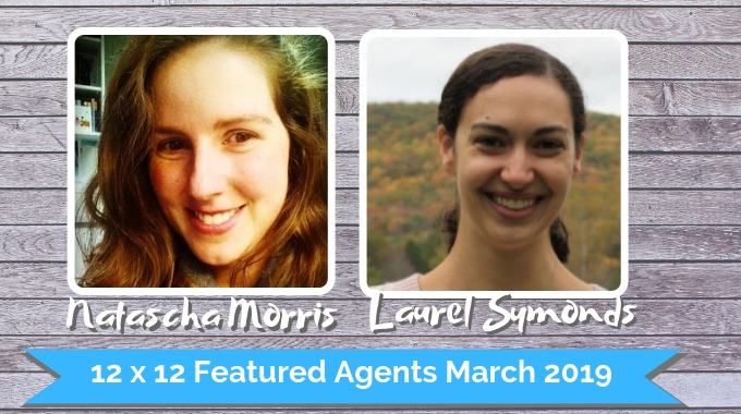 May 2019 Agents - Natascha Morris And Laurel Symonds