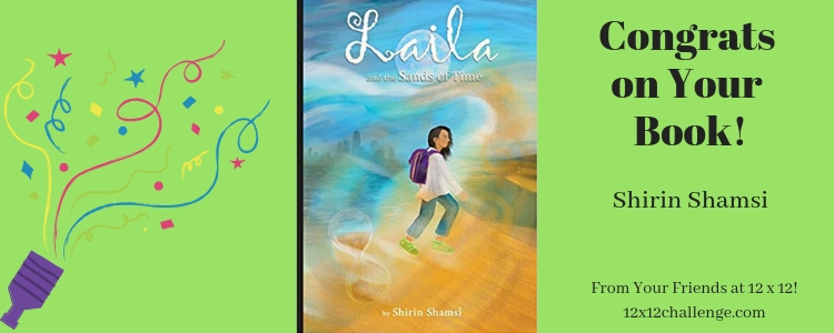 Laila and the Sands of Time by Rinda Beach