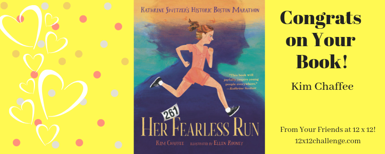 Her Fearless Run by Kim Chafee banner