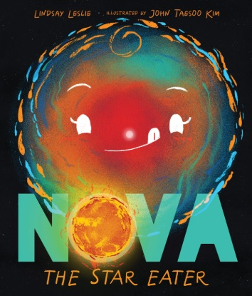 Nova the Star Eater by Lindsay Leslie Cover