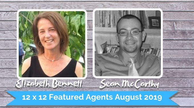 Elizabeth Bennett And Sean McCarthy – 12 X 12 Featured Agents August 2019