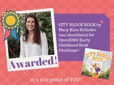 Mary Kate Bolinder Award